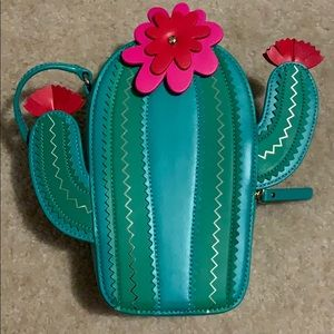 Kate spare cactus purse EXCELLENT CONDITION